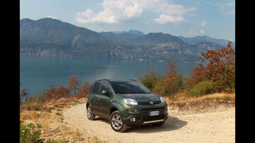 Nuova Fiat Panda 4x4: i prezzi