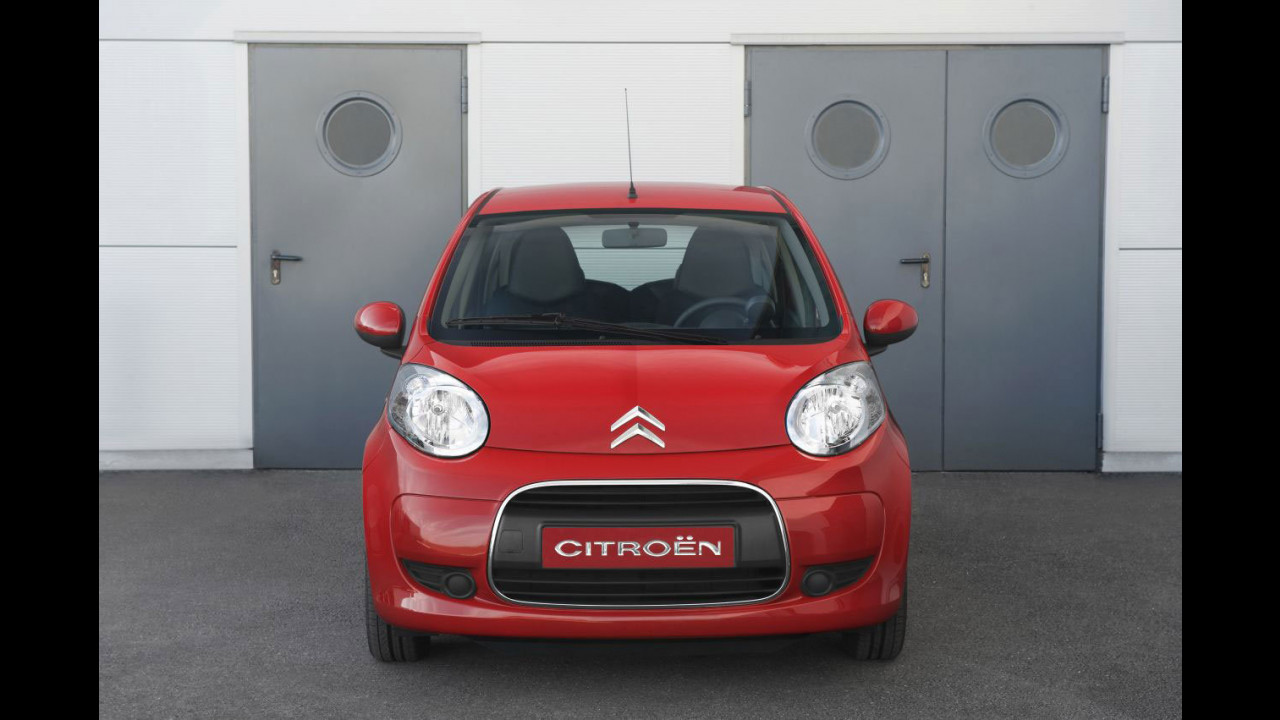 Citroën C1 restyling