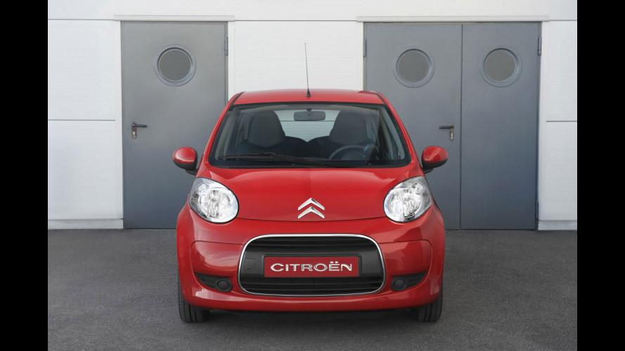 Citroën C1 restyling