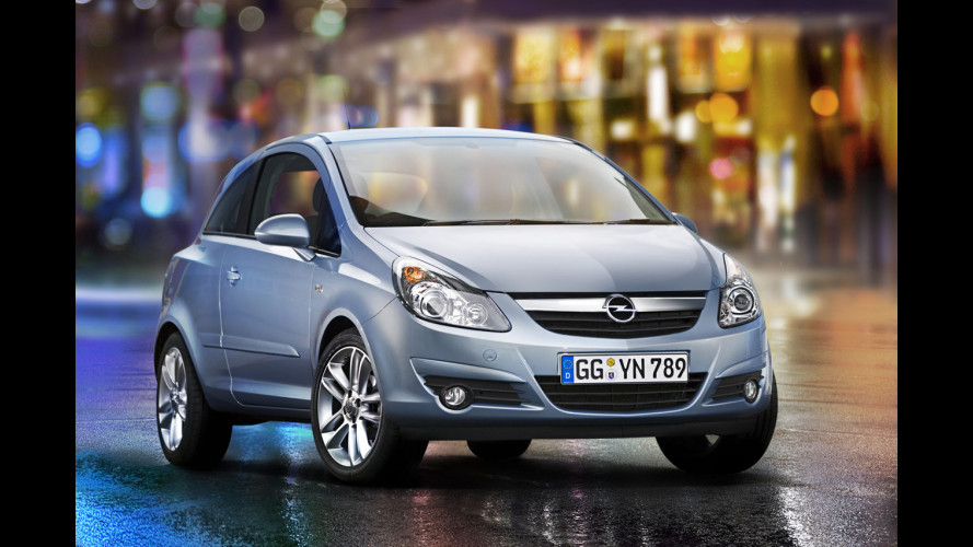 """Opel Corsa """"inTouch"""""""