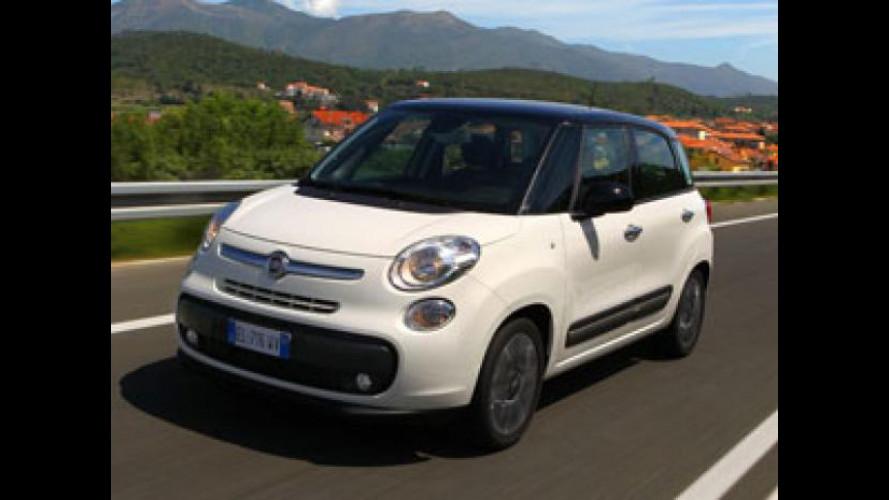 Fiat 500L partecipa alla 76esima Fiera del Levante