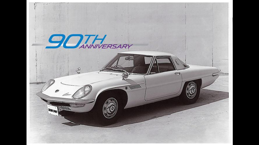 I 90 anni di Mazda