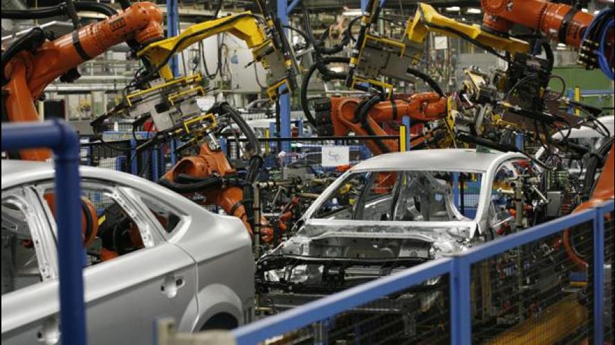 Ford riduce la produzione in Europa