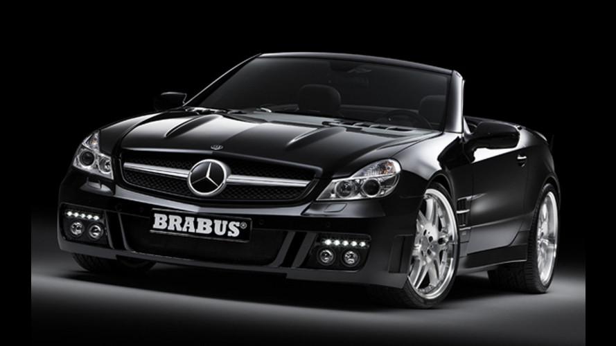 Mercedes SL R230 by Brabus