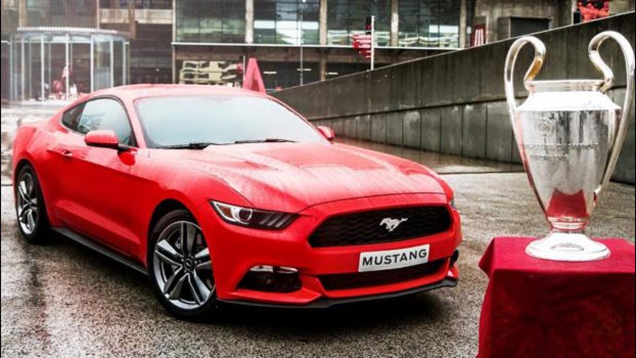 [Copertina] - Ford Mustang, tutte vendute in 30 secondi