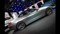 BMW Serie 6 Concept al Salone di Parigi 2010