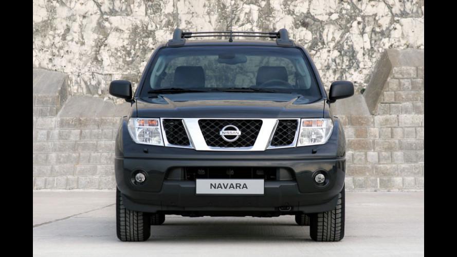 Nissan Navara: il pick up n°1 in Europa