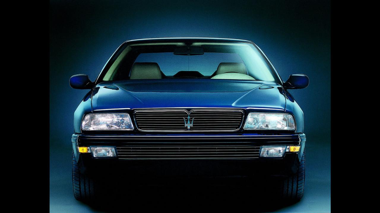 Maserati Quattroporte IV (1994)   Foto Motor1.com