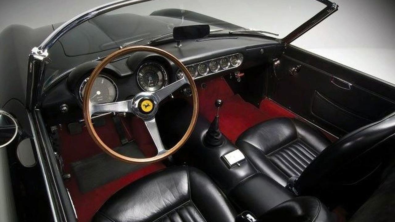 1961 Ferrari 250 Gt Swb California Spyder Motor1 Com Photos