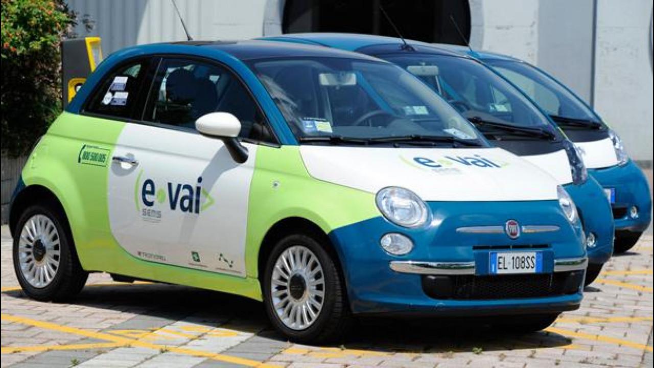 [Copertina] - Car sharing: in Lombardia cresce e-vai