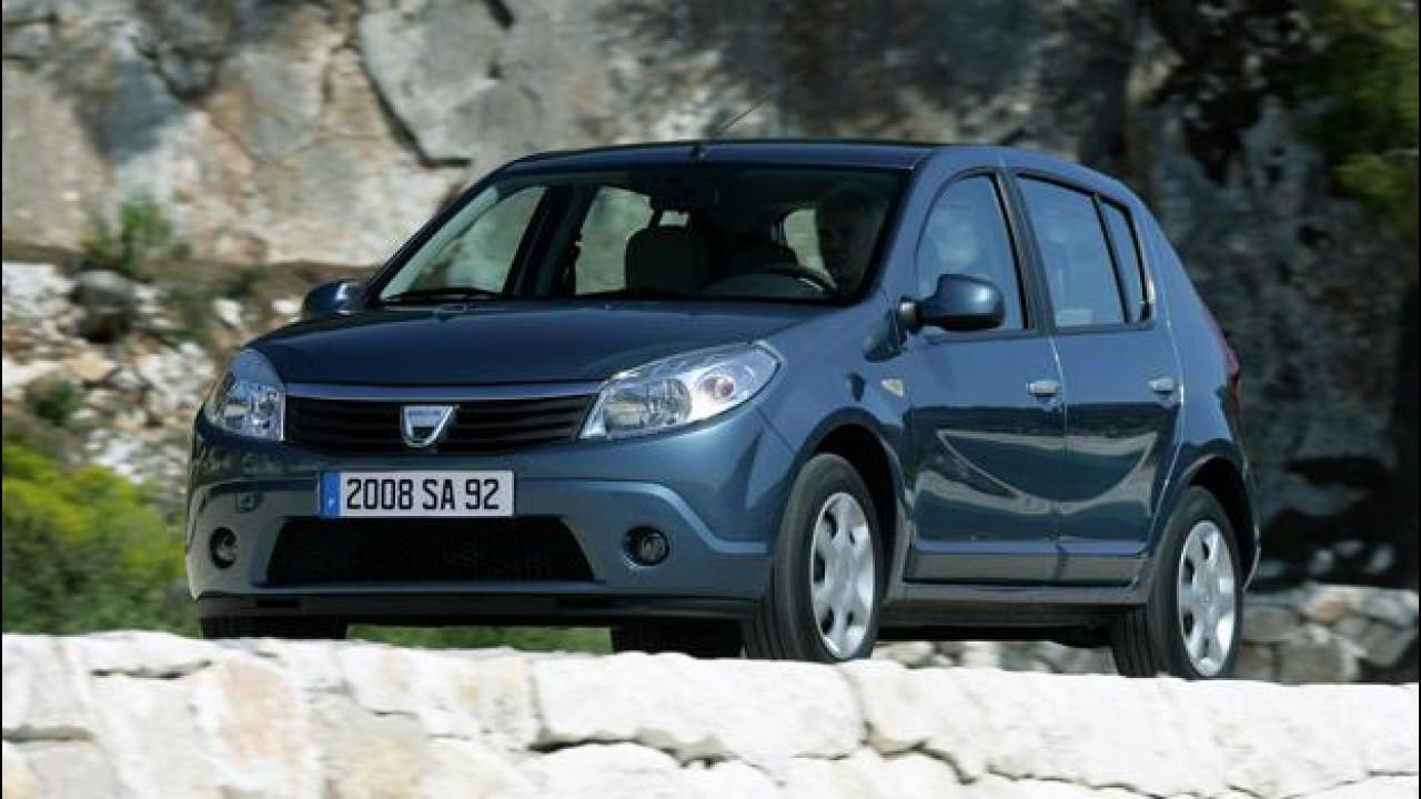 [Copertina] - Dacia Sandero, il low cost usato