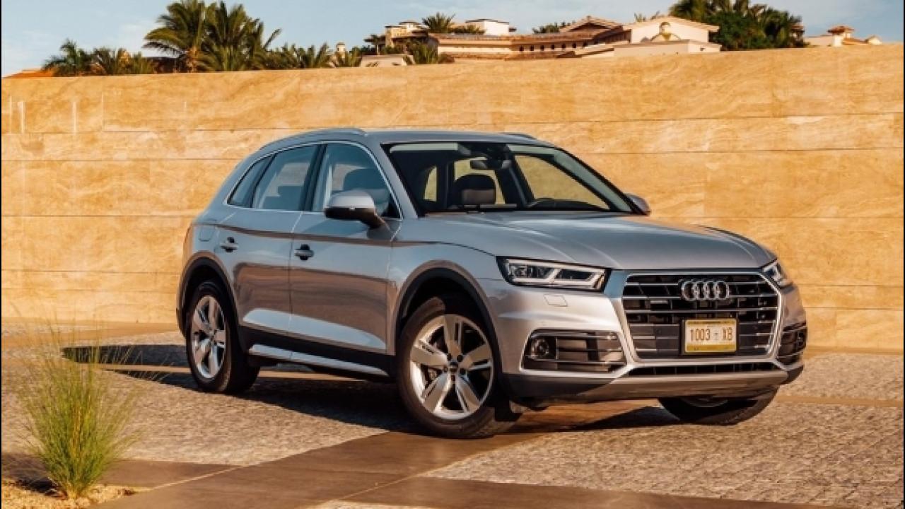 [Copertina] - Nuova Audi Q5, l'entry level adesso è il 2.0 TDI 150 CV