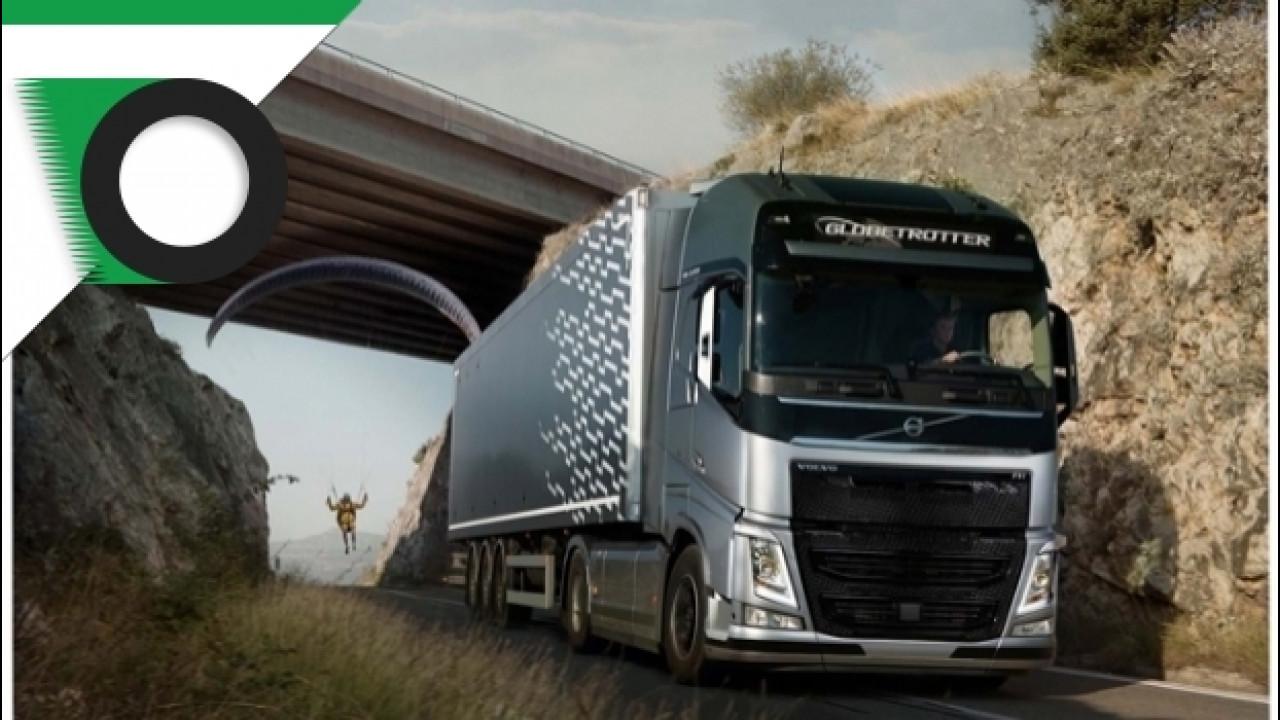 [Copertina] - Volvo Trucks imita Mission Impossible, nella vita reale! [VIDEO]