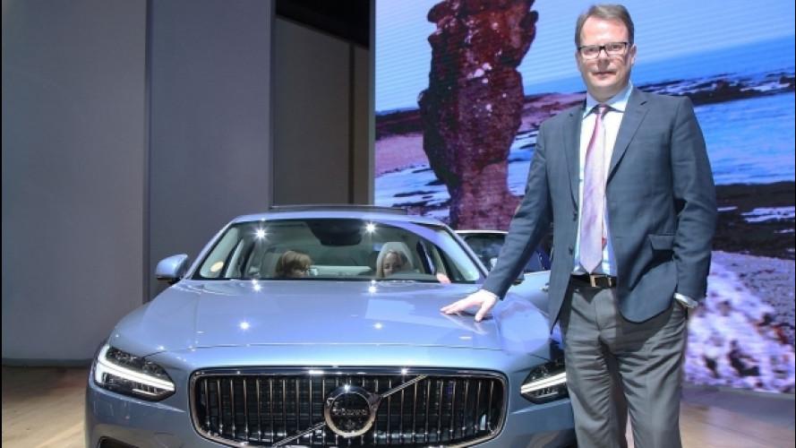 """Audi """"certifica"""" la qualità di Volvo"""