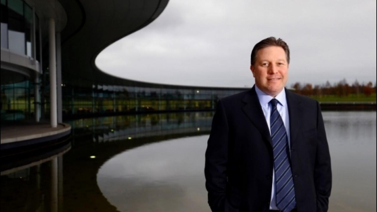 [Copertina] - McLaren, Zak Brown è il nuovo direttore esecutivo