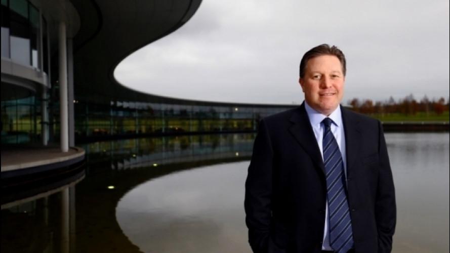 McLaren, Zak Brown è il nuovo direttore esecutivo