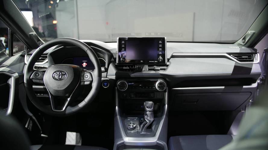 2019 Toyota RAV4 New York Auto Show