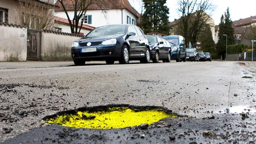 État des routes en France - La chute vertigineuse