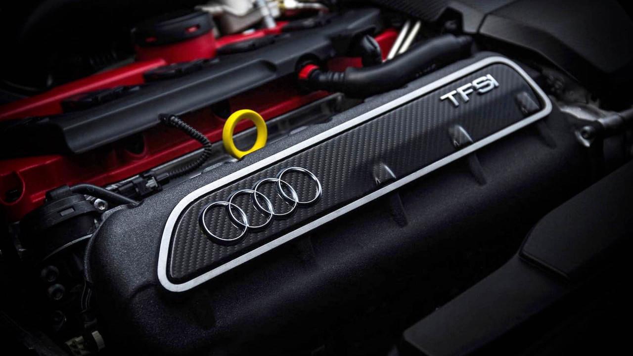 Fünfzylinder: 2.5 TFSI von Audi
