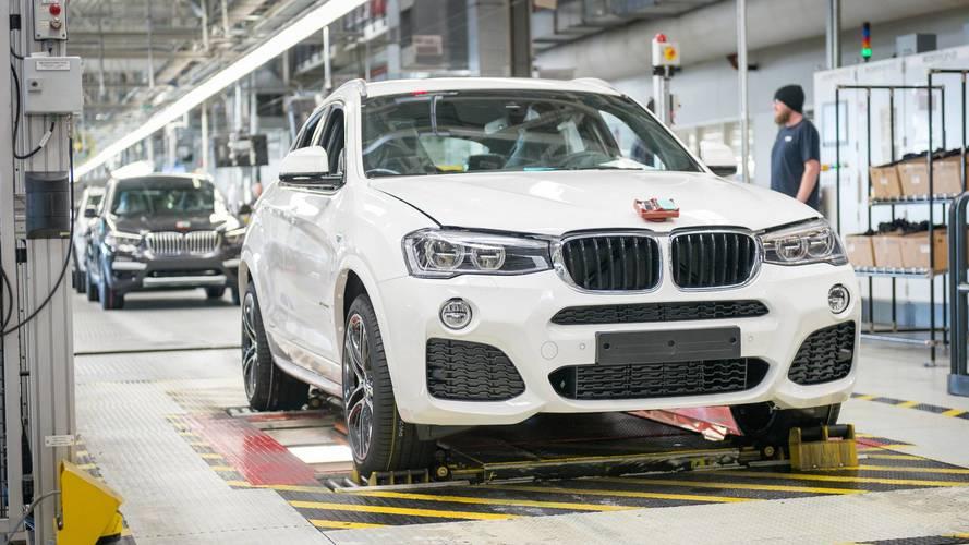 Pour BMW, le X4 est un succès commercial