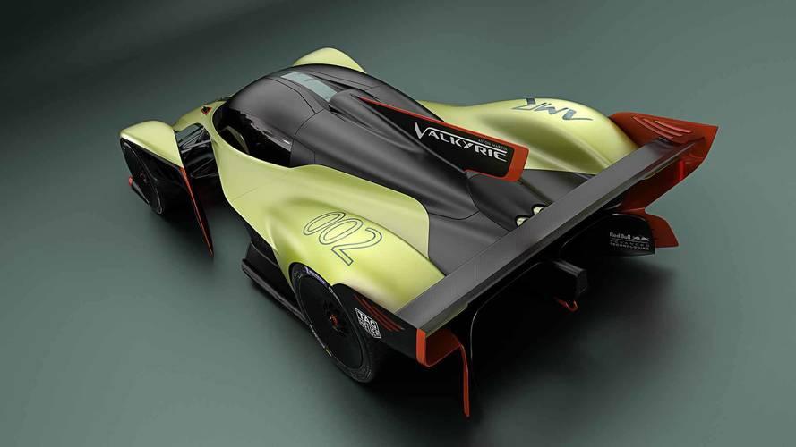 Aston Martin: a Valkyrie AMR Pro a TOP 10-ben lenne az F1-ben