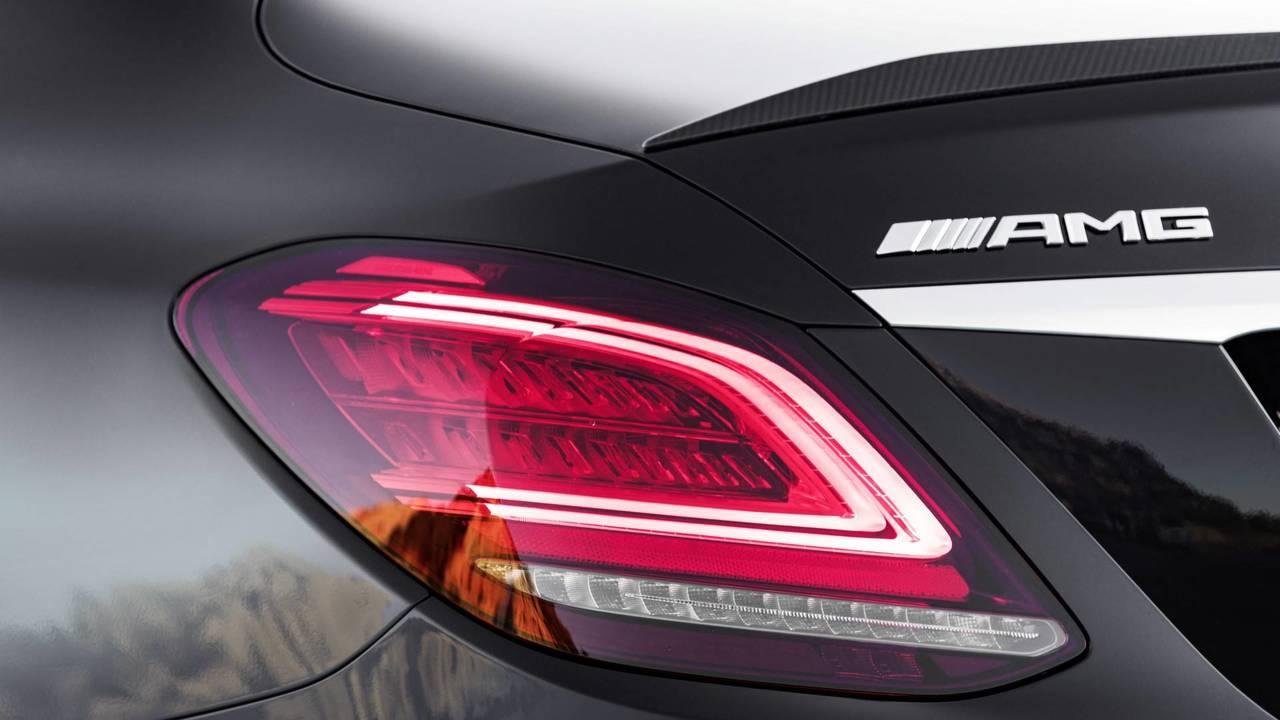 2018 Mercedes-AMG C43 Sedan