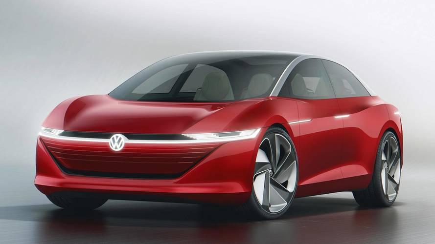 Volkswagen, elektrikli performans modellerine farklı isim verecek