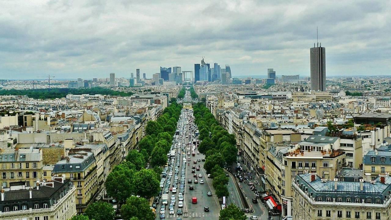 9. helyezett: Párizs