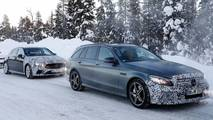 Mercedes-AMG A35 New Spy Photos