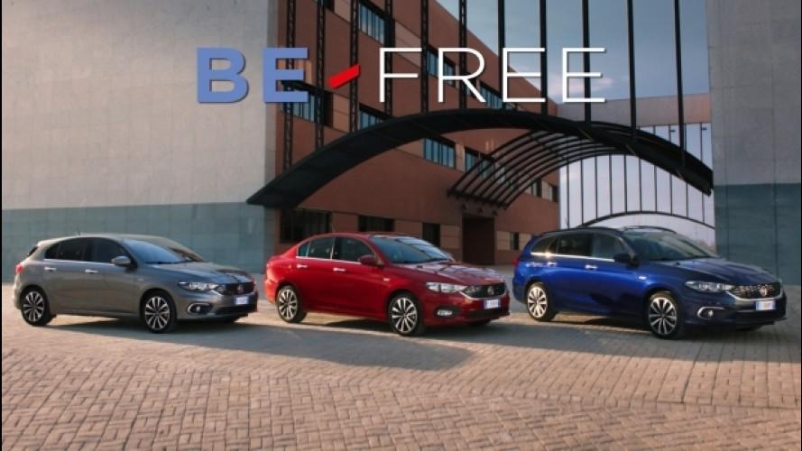 BE-FREE, la proposta di Fiat per la mobilità alternativa
