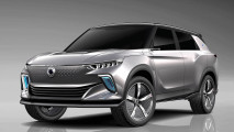 SsangYong e-SIV und Musso