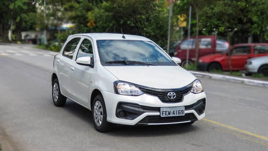 Toyota Etios perde versão X e motor 1.3 dois meses após lançamento da linha 2021