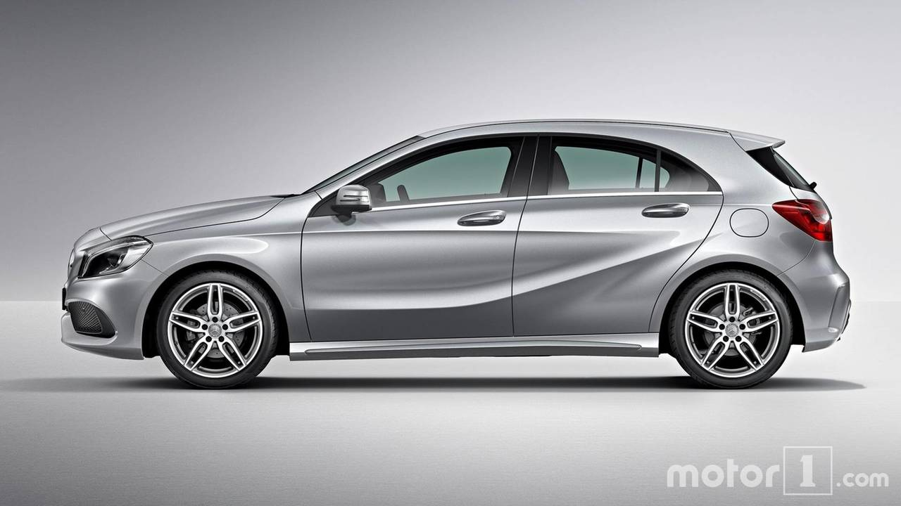 2019 Mercedes Benz A Class See The Changes Side By Side