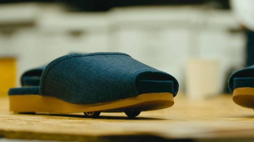 """Nissan cria chinelos equipados com ProPilot que """"estacionam"""" sozinhos"""