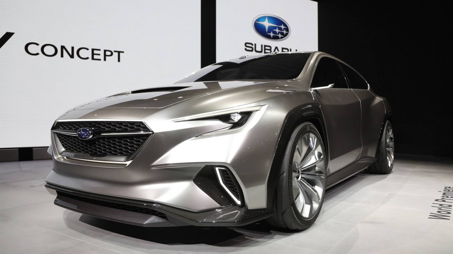 Subaru Viziv Tourer Concept At The 2018 Geneva Motor Show Motor1