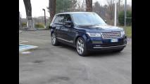 Range Rover Hybrid, la prova dei consumi reali
