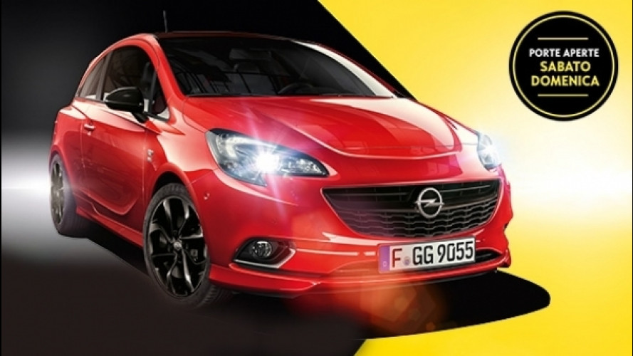 [Copertina] - Super Rottamazione Opel, fino a 6.000 euro di sconto