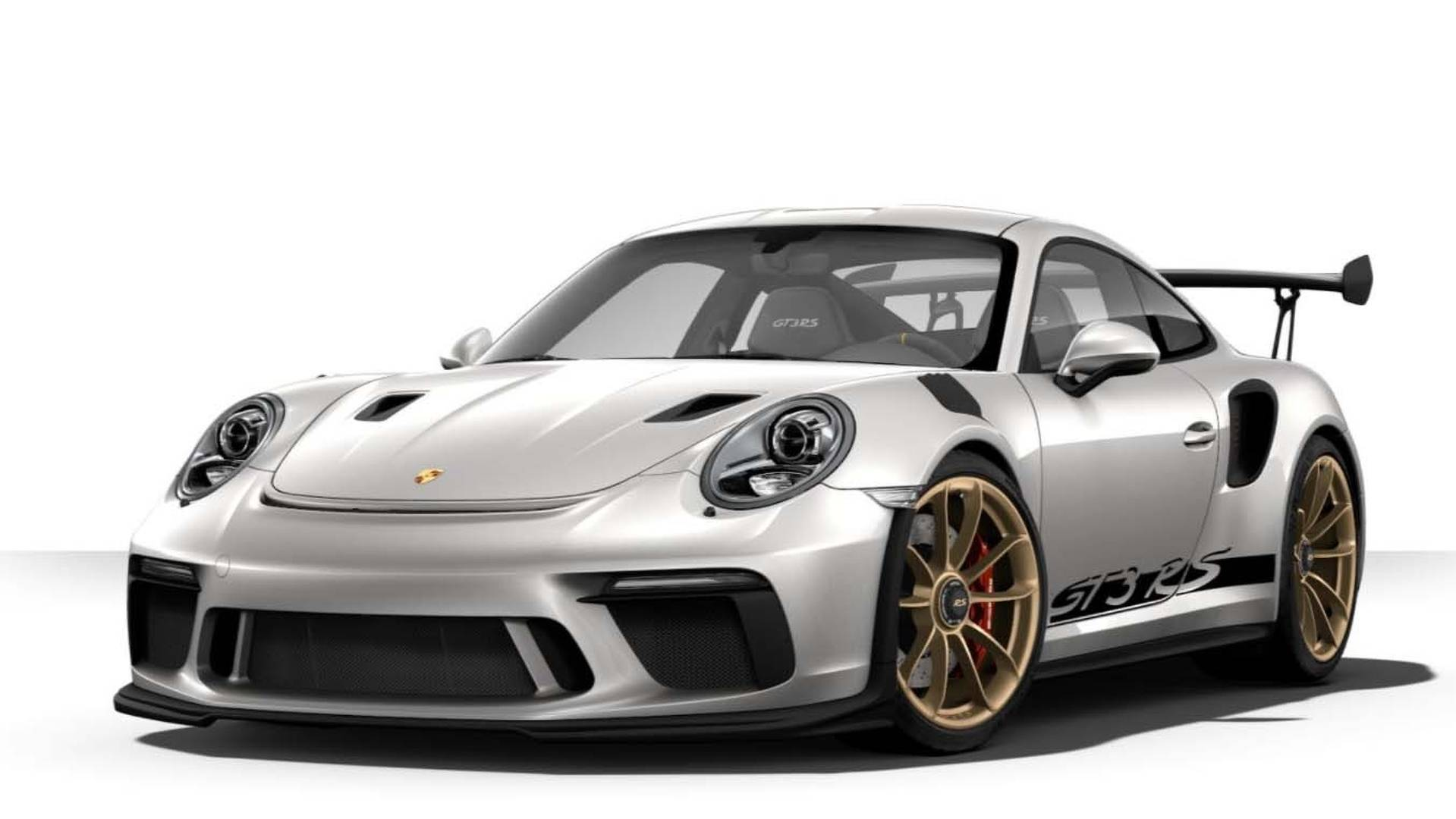 Porsche Gt3 Rs Price >> The Most Expensive Porsche 911 Gt3 Rs Costs 253 240