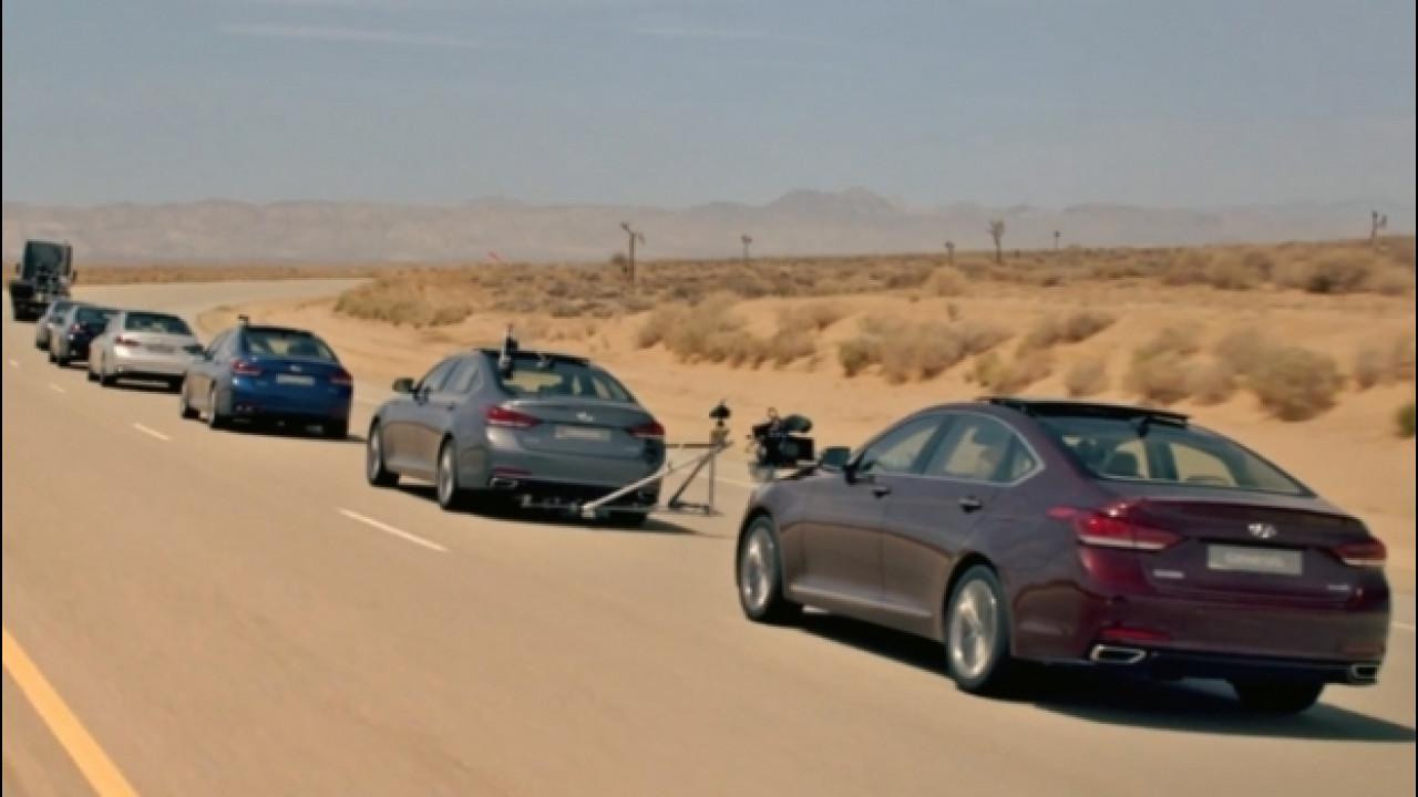 [Copertina] - Hyundai con Google per la guida autonoma
