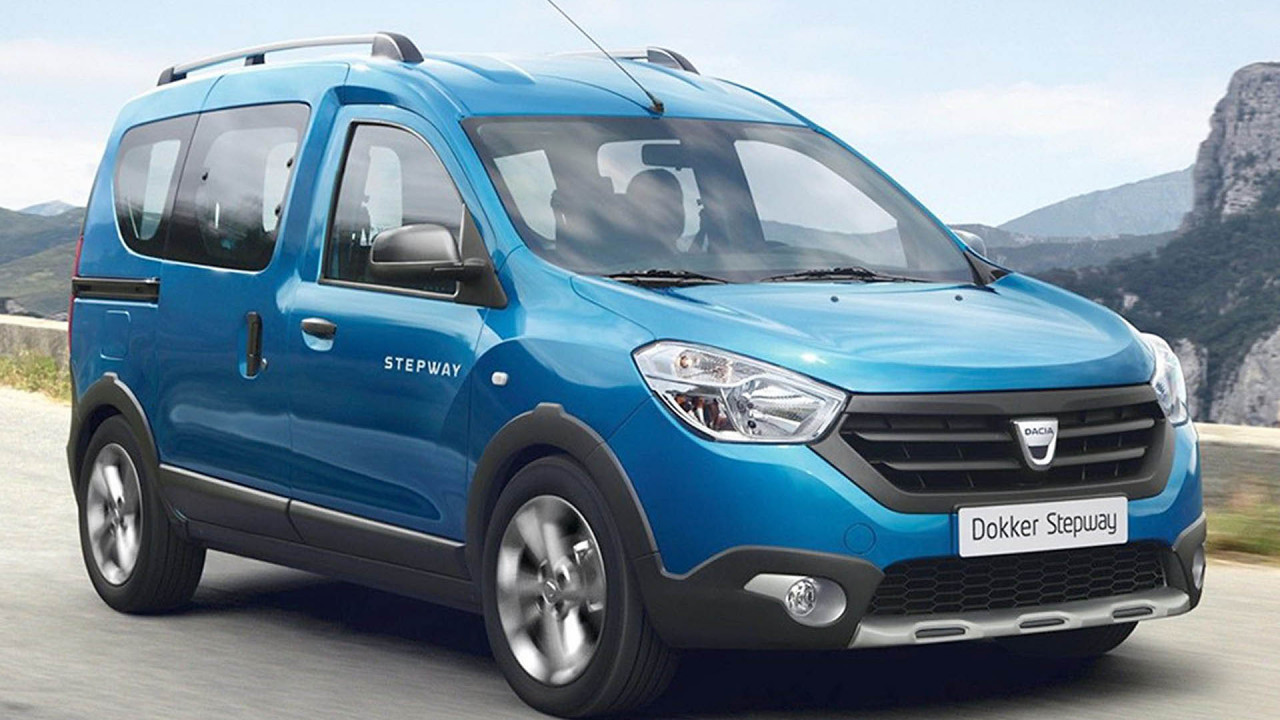 Am meisten Kofferraum fürs Geld: Dacia Dokker