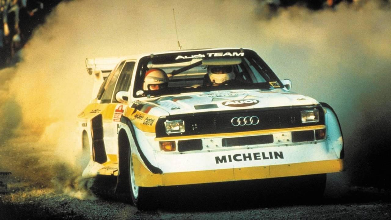 Audi Sport quattro S1 (1987)