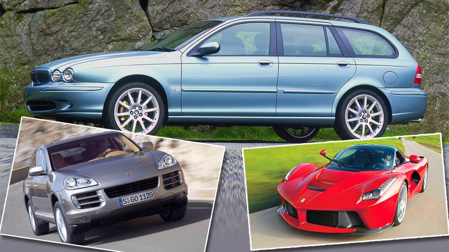 Diese Autos brachen mit der Tradition ihrer Marke