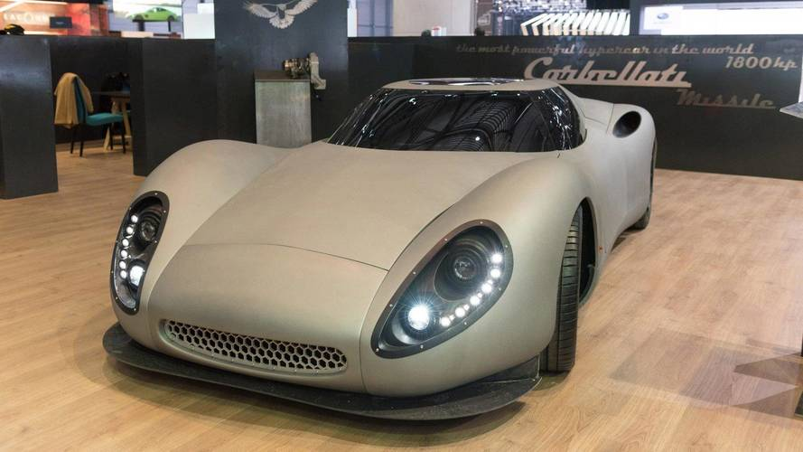 Corbellati Missile Leaks Out Ahead Of Official Geneva Debut