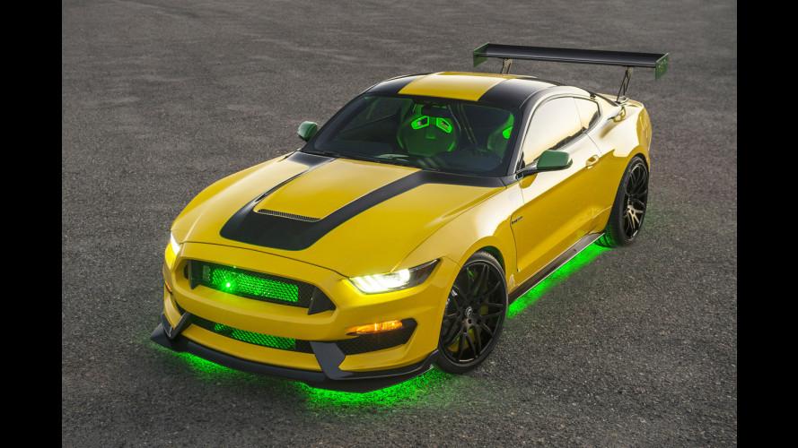 """Ford Mustang """"Ole Yeller"""", esagerata per una giusta causa"""