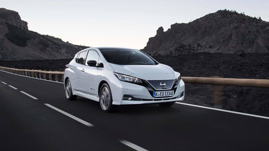 Nissan UK rebuked over 'misleading' Leaf advertising