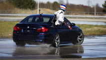 Mega-Drift im BMW M5
