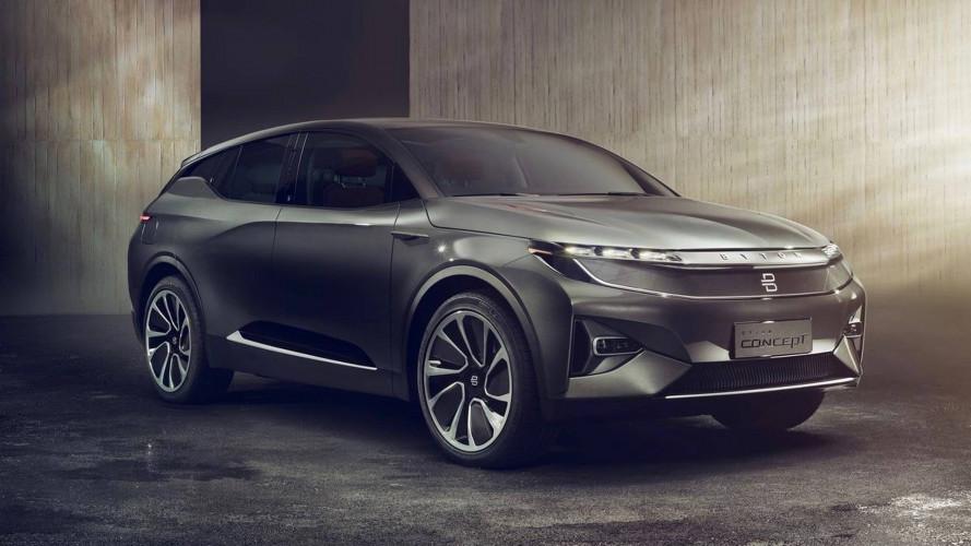 Byton M-Byte: Das wissen wir über das neue Elektro-SUV
