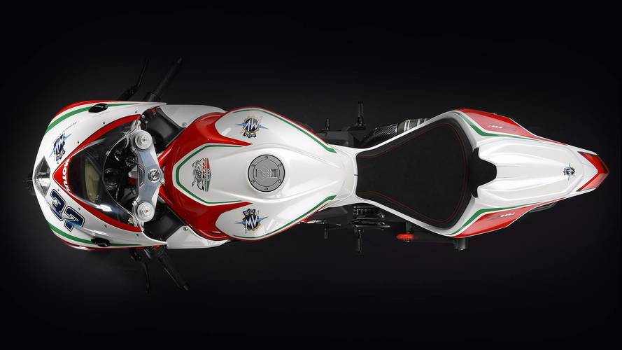 MV Agusta Releases New F3 RCs For 2018