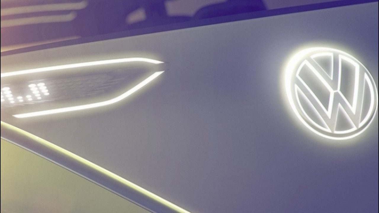 [Copertina] - Volkwagen I.D. concept, in arrivo una multispazio per tutte le esigenze