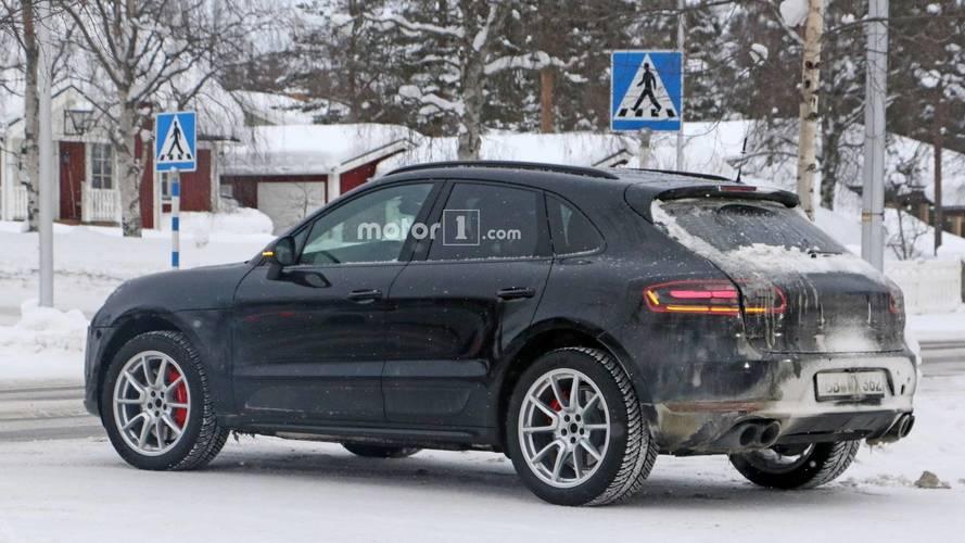 Makyajlı Porsche Macan dizel motora kavuşabilir